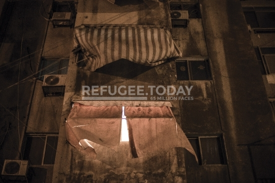 Refugee apartments